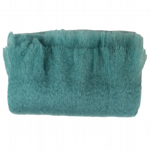 Large Mohair Scarf - Jade